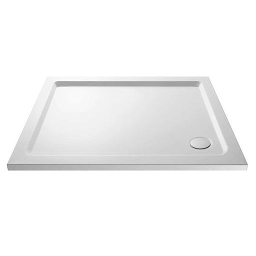 CLEARANCE Premier Pearlstone Rectangular Shower Tray 1000mm x 800mm Acrylic