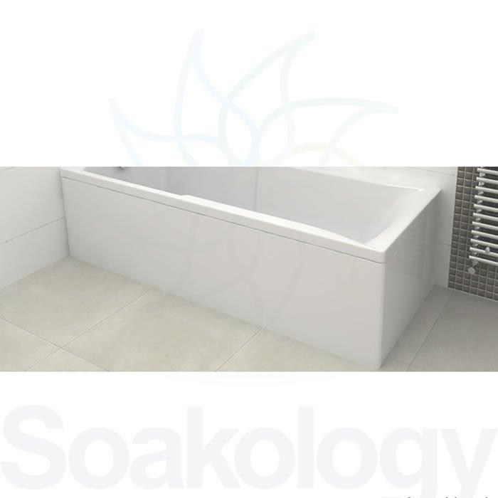 Carron Quantum Front Bath Panel 1500 x 515mm - Acrylic - White ...
