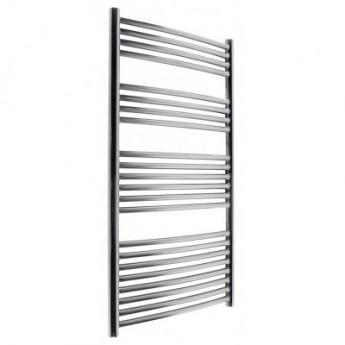 Elegance Radius 1700mm x 600mm Chrome