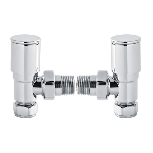 CLEARANCE Ultra Modern Radiator Valves Angled RV002