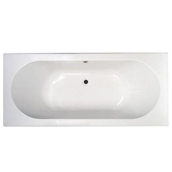 Abacus Vessini Double Ended Bath 1700x750