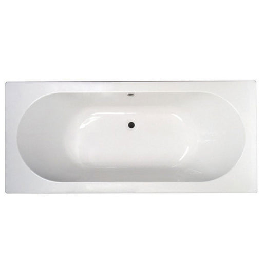 CLEARANCE Abacus Vessini Double Ended Bath 1700x750