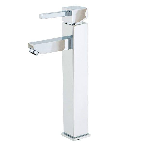 Cassellie Emperor High Rise Mono Basin Mixer Tap - Chrome