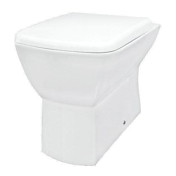 RAK Summit Back to Wall Toilet WC 540mm Projection - Soft Close Seat