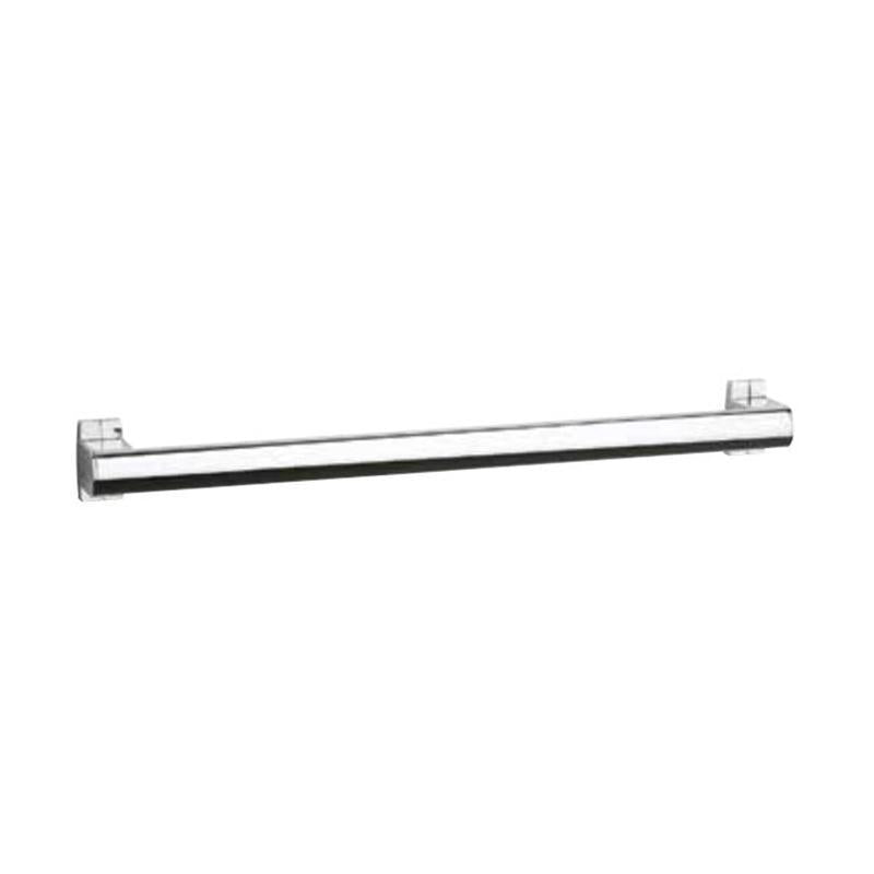 Abacus Arsis Straight Grab Bar 400mm - Bright Anodised