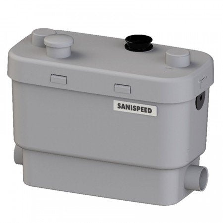 Saniflo Sanispeed + Light Commercial Sanitary Pump for Grey Water