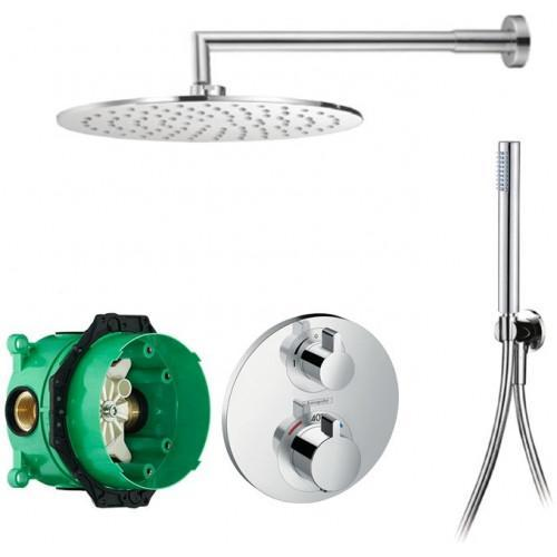 Abacus Emotion Plus Thermostatic Shower Kit EP04