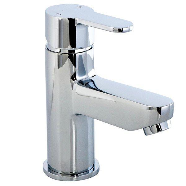 Cassellie Roma Mono Basin Mixer Tap - Deck Mounted - Chrome