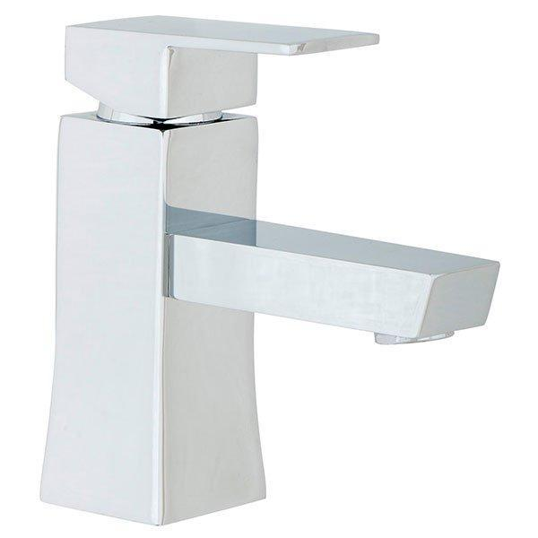Cassellie Carno Mono Basin Mixer Tap with Click-Clack Waste - Chrome