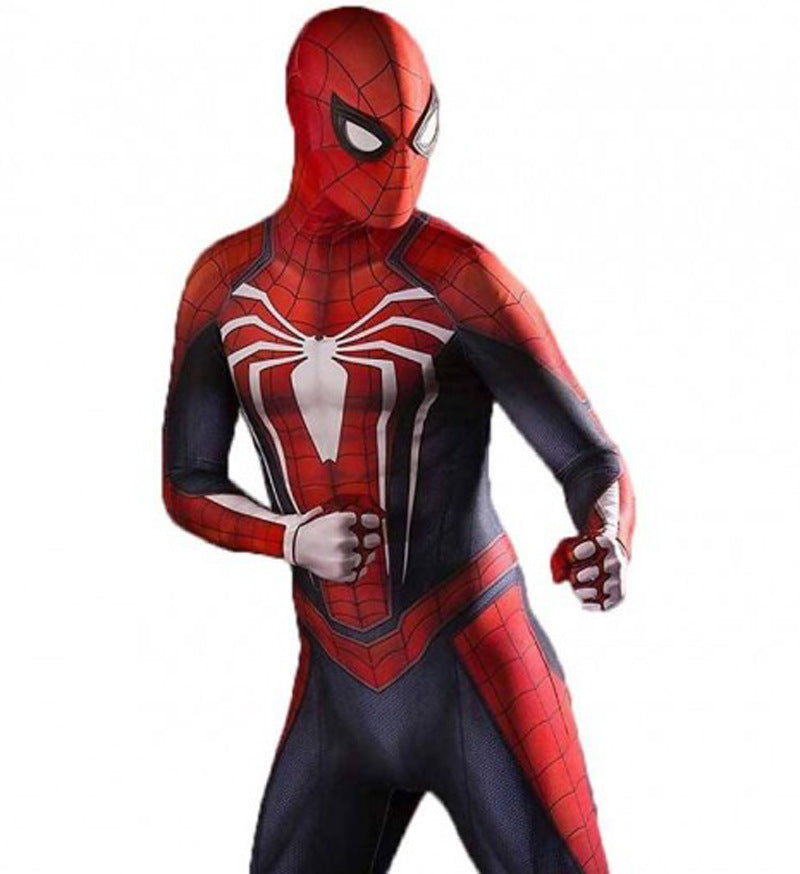 a11cdcbdc ... Kids · Spider-Man PS4 Costumes 3D Print Spiderman Zentai Suit For Adult  & ...