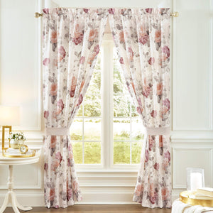 Bela  Curtain Panel Pair