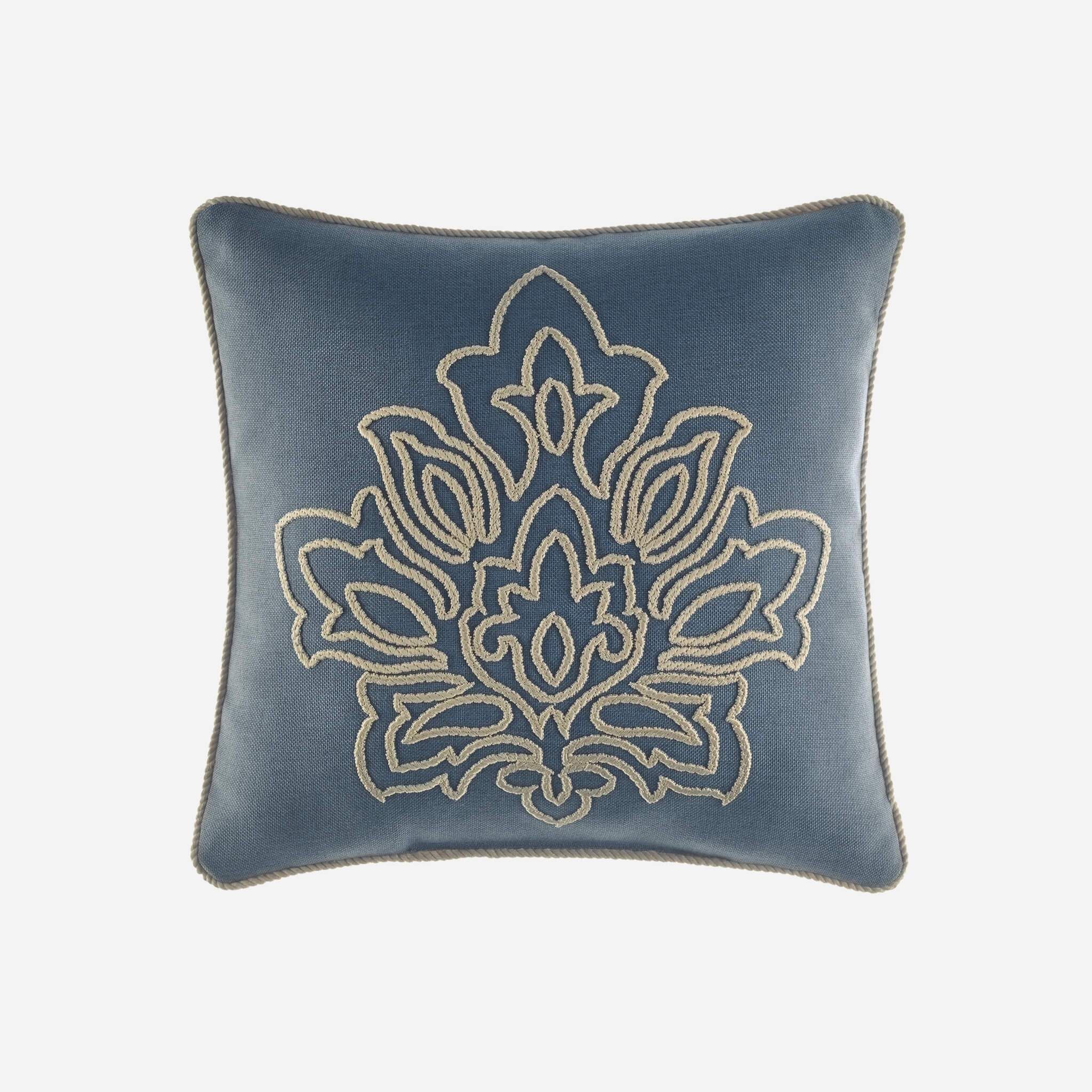 Captains Quarters Fashion Pillow