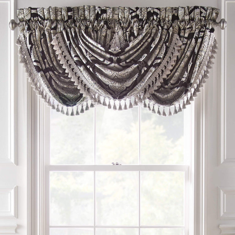Dianella Waterfall Swag Valance