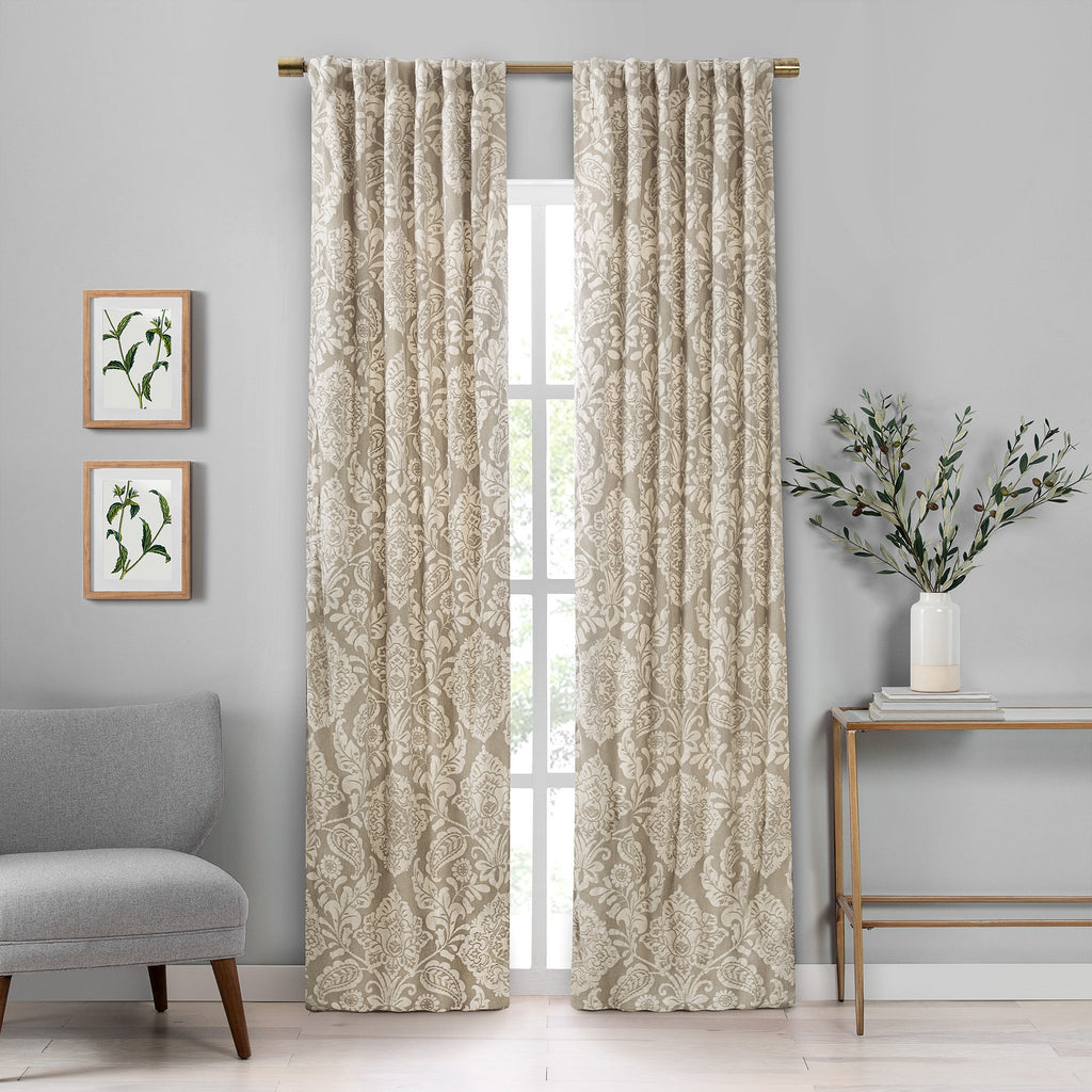 Grace Curtain Panel Pair