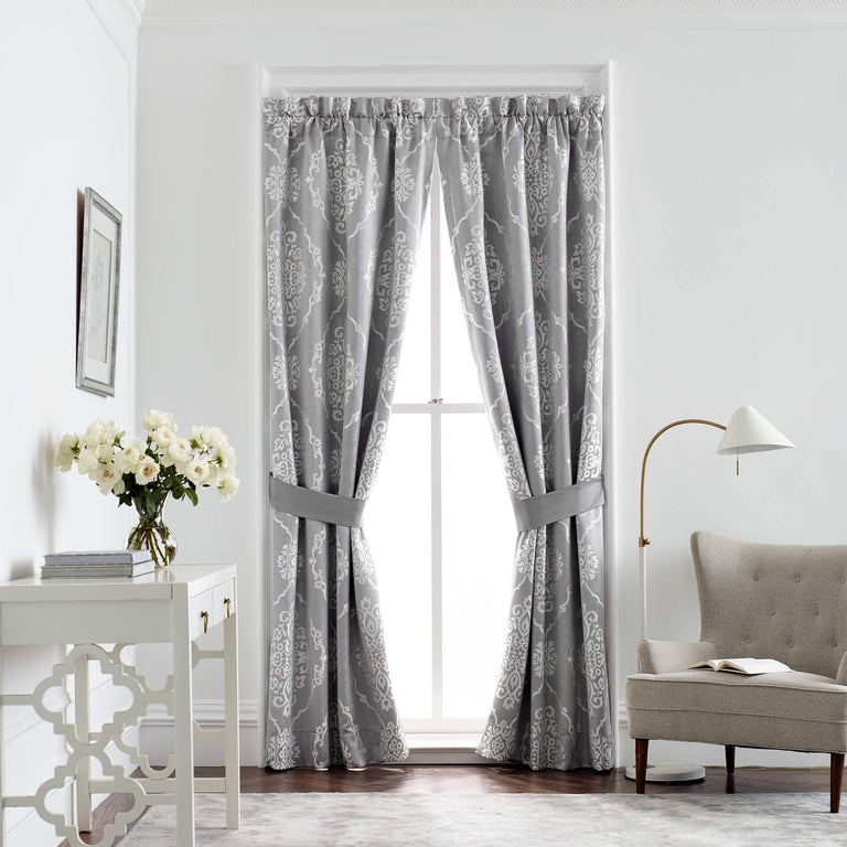 Isla Curtain Panel Pair