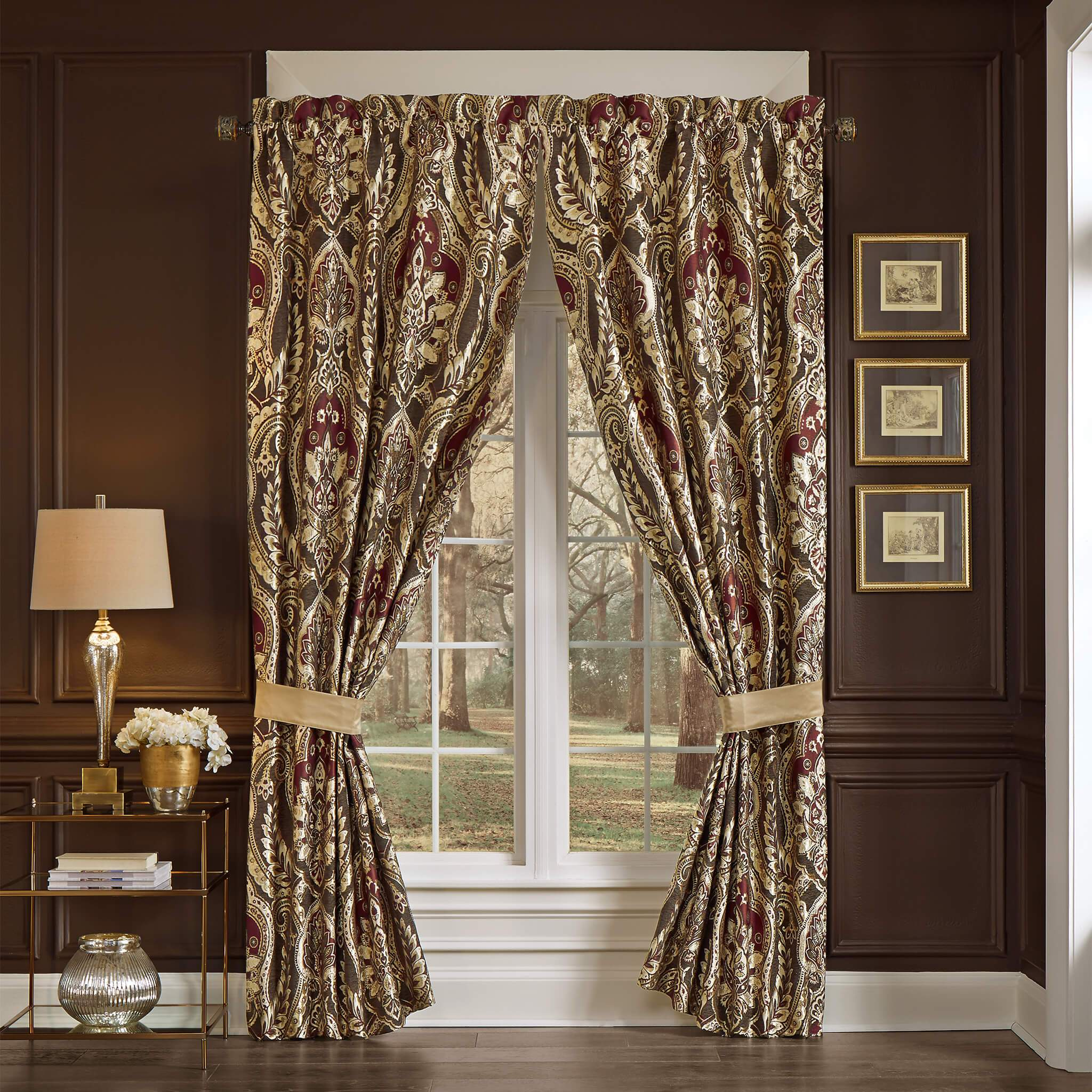 Julius Curtain Panel Pair