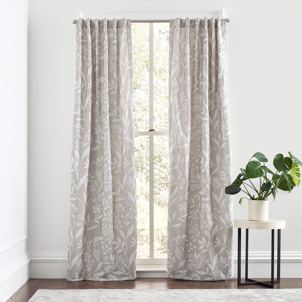 Layla Curtain Panel Pair