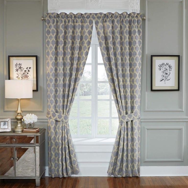 Nadia Curtain Panel Pair