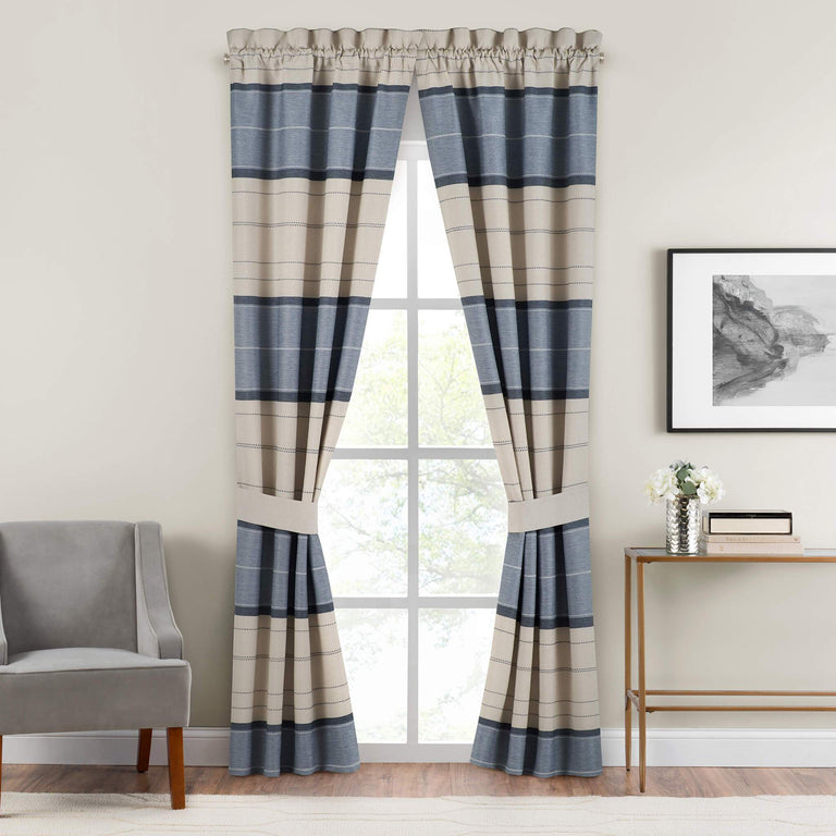 Silas Curtain Panel Pair