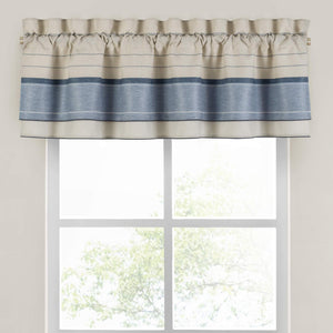 Silas Double Layered Valance