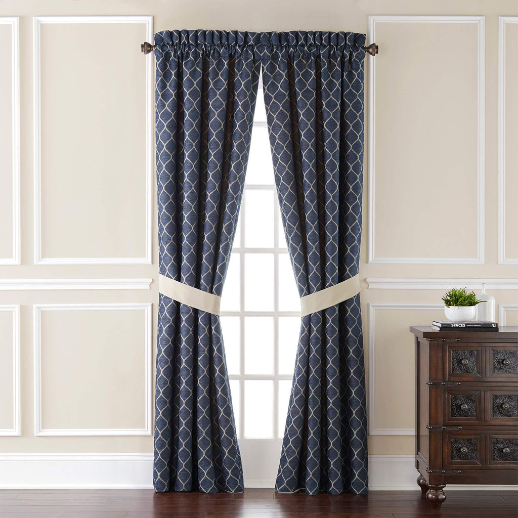 Valentina Curtain Panel Pair