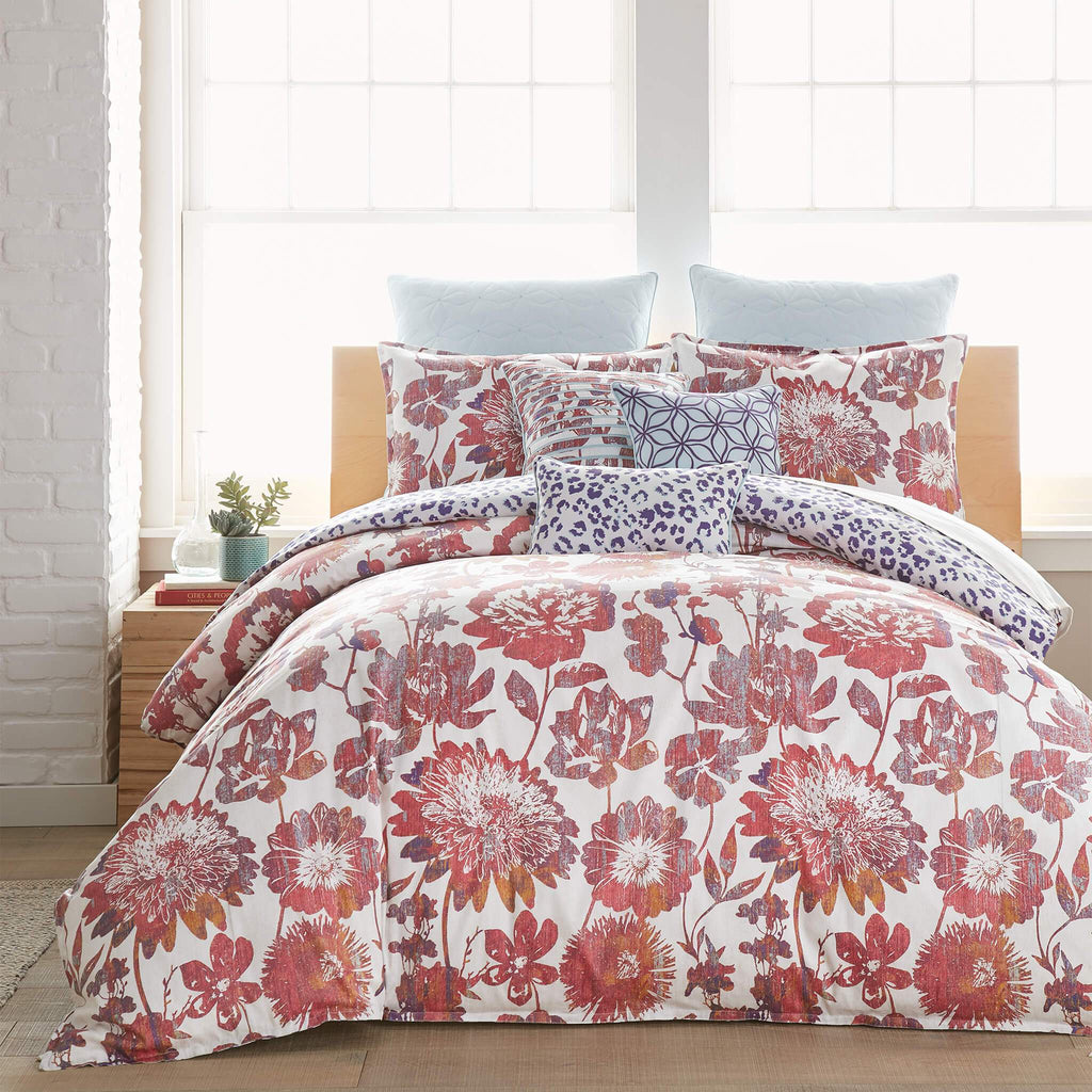Angelina Comforter Set Head On