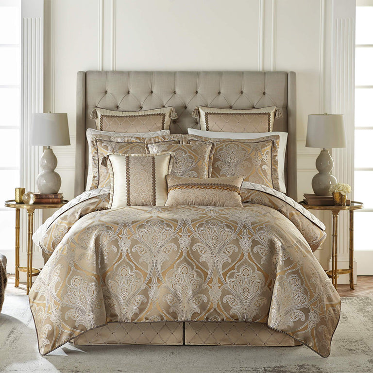 Alexander Bedding Collection With Reversible Comforter