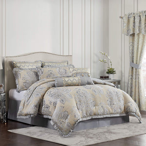 Loretta Bedding Collection - Bedroom