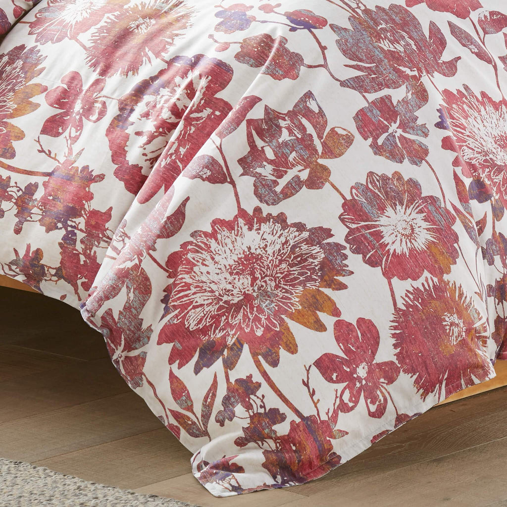 Angelina Comforter Set Trim