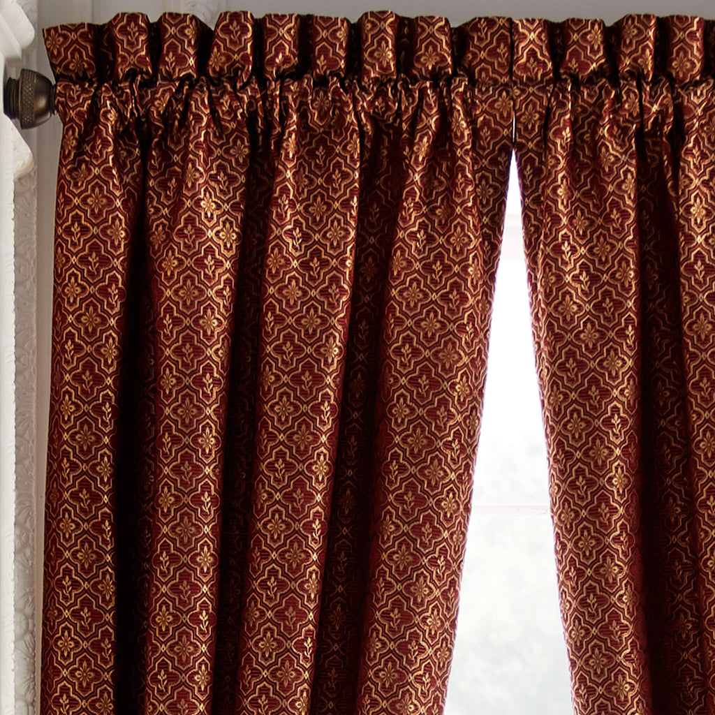 Arden Curtain Panel Pair