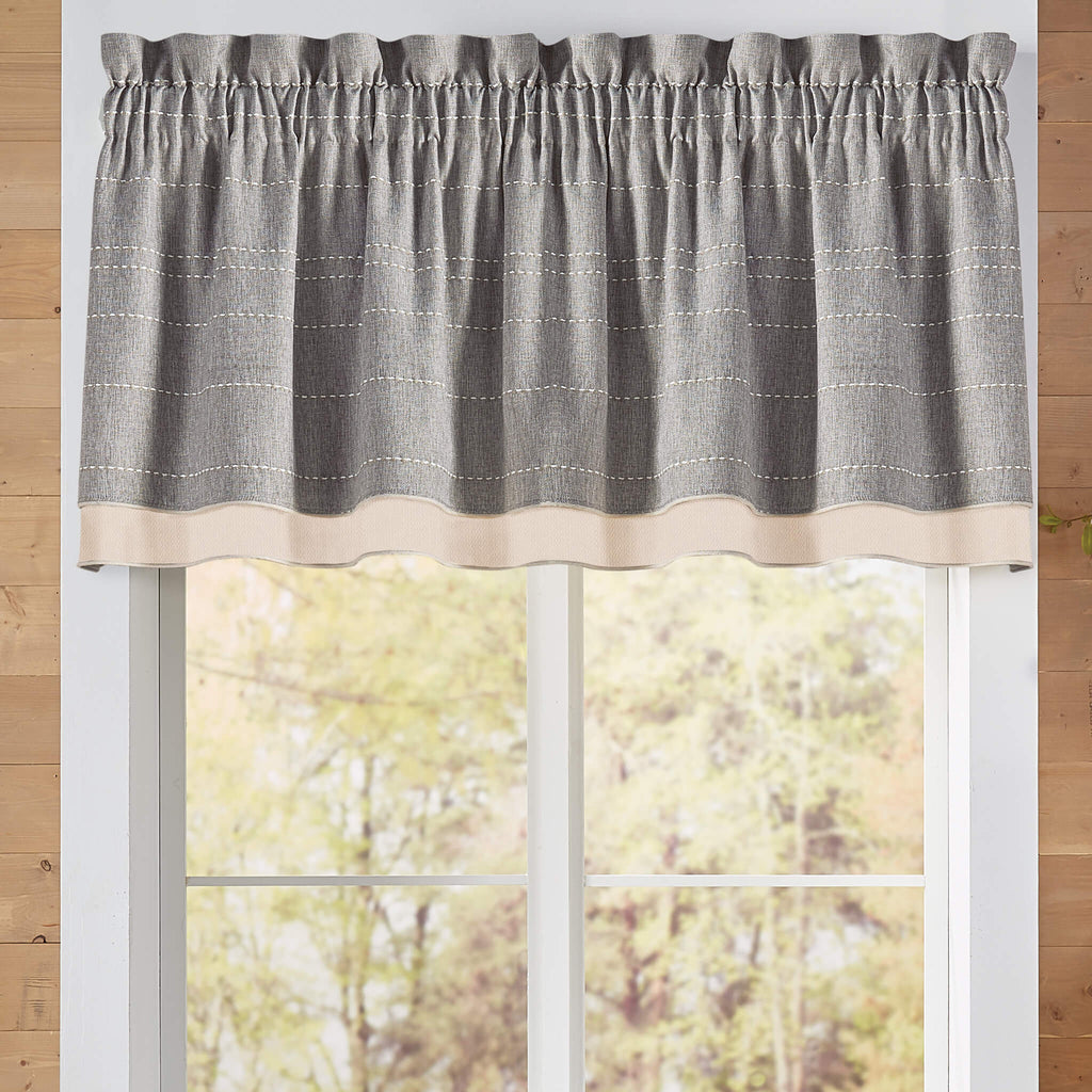 Berin Double Layer Valance
