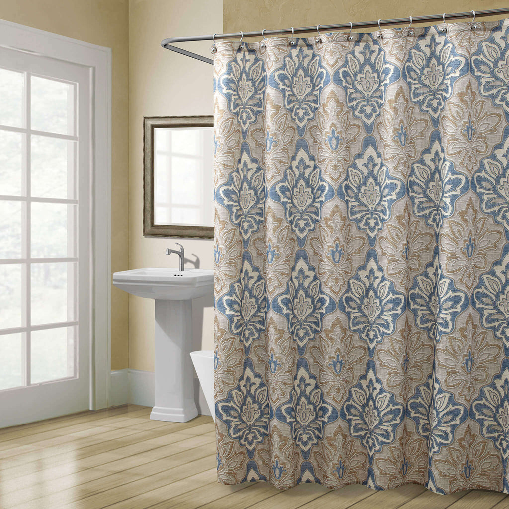 Captains Quarters Shower Curtain