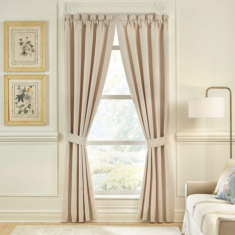 Carlotta Curtain Panel Pair