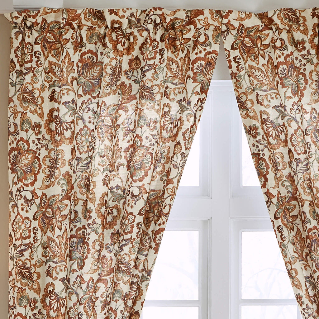Delilah Curtain Panel Pair