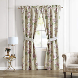 "Everly 82"" x 84"" Curtain Panel Pair"