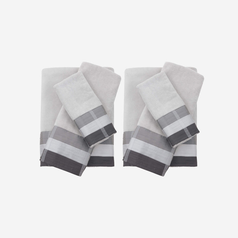 Fairfax Black Towel Bundle