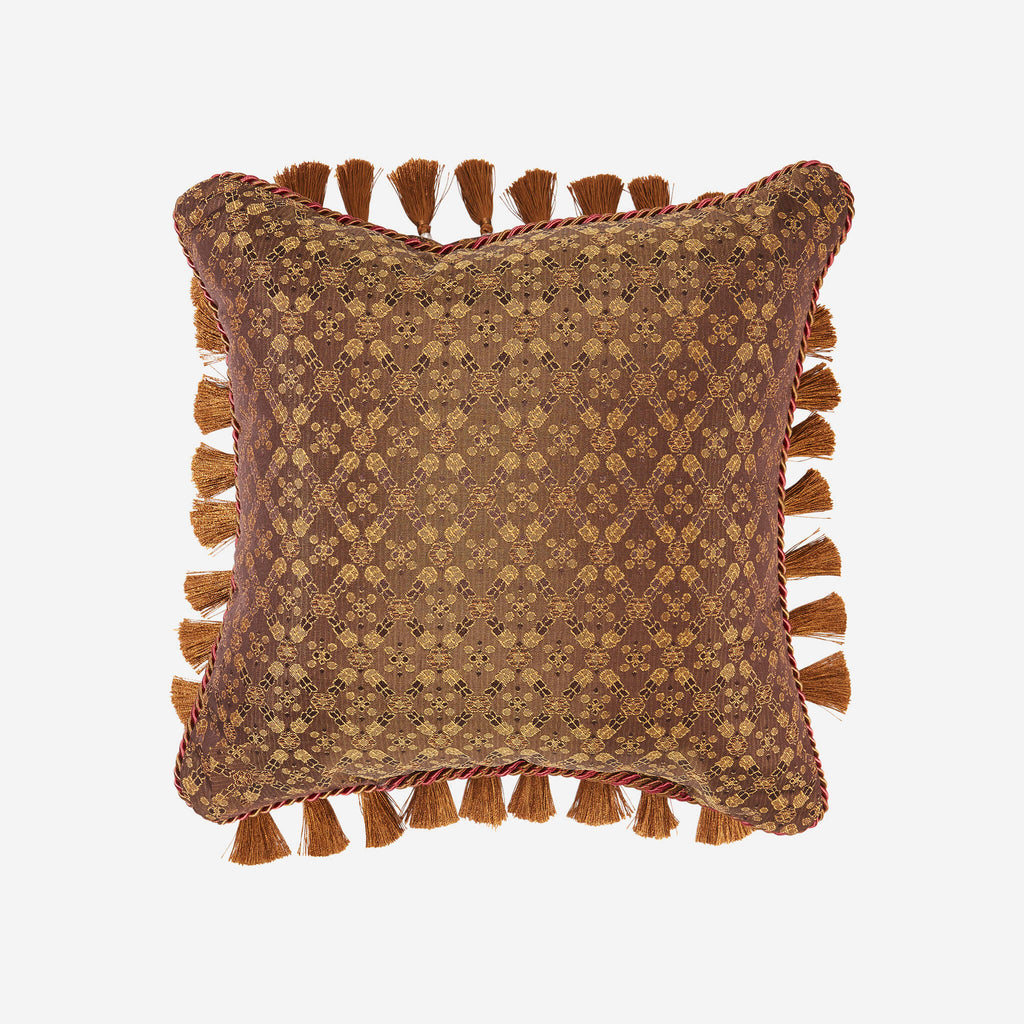 Galleria Red Fashion Pillow