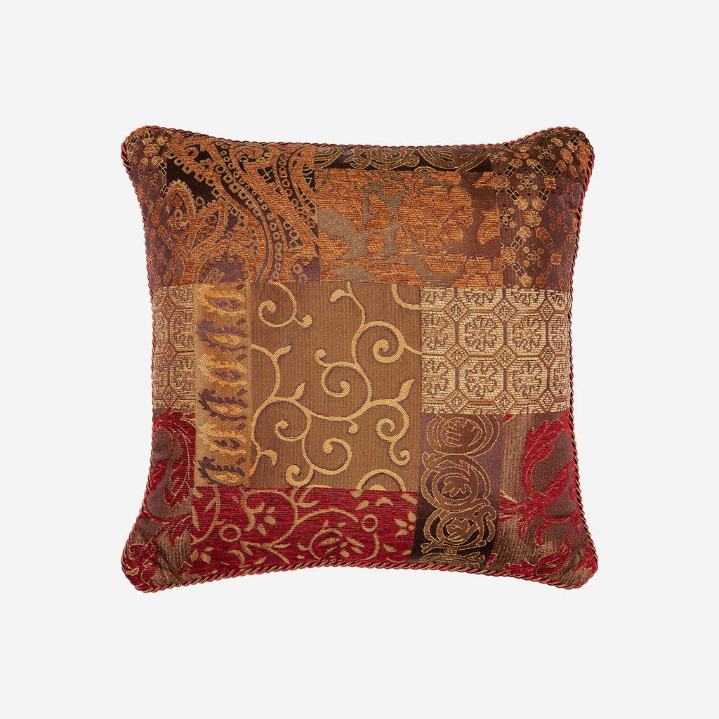 Galleria Red Square Pillow