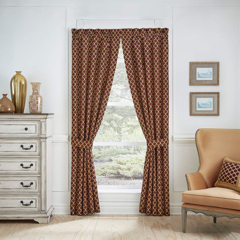 Gianna Curtain Panel Pair