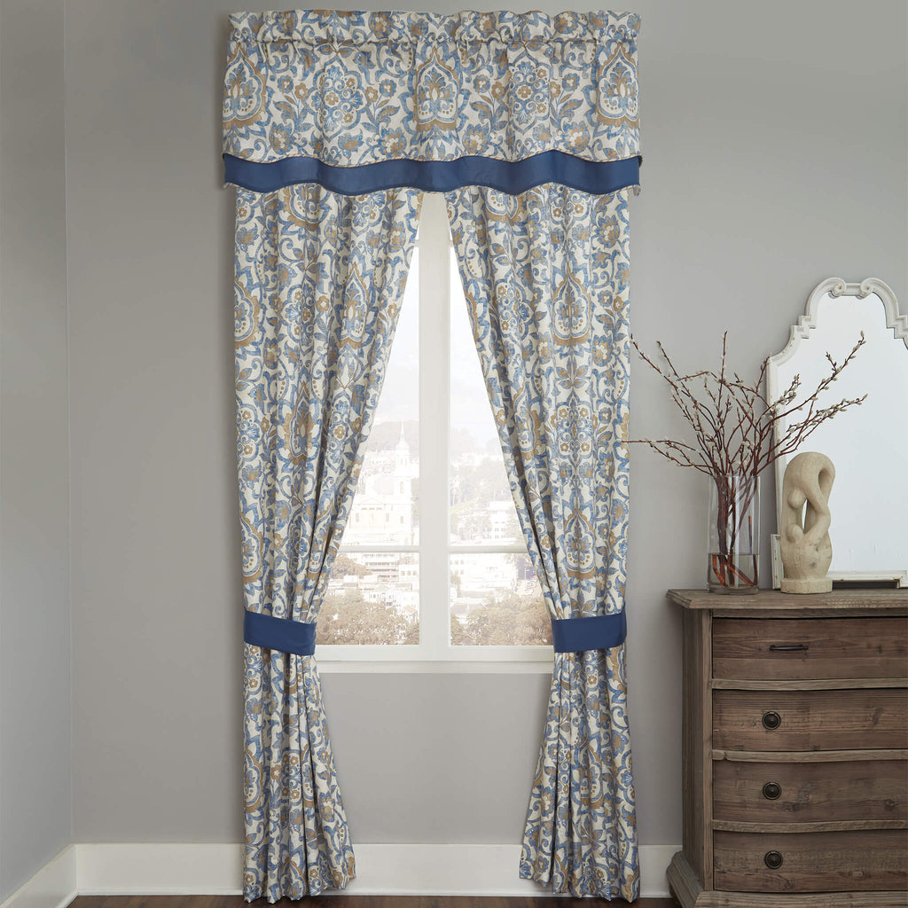 Janine Curtain Panel Pair