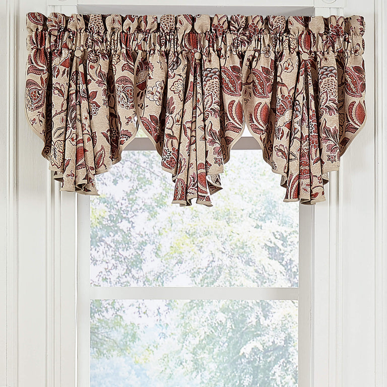 Lauryn Circle Valance