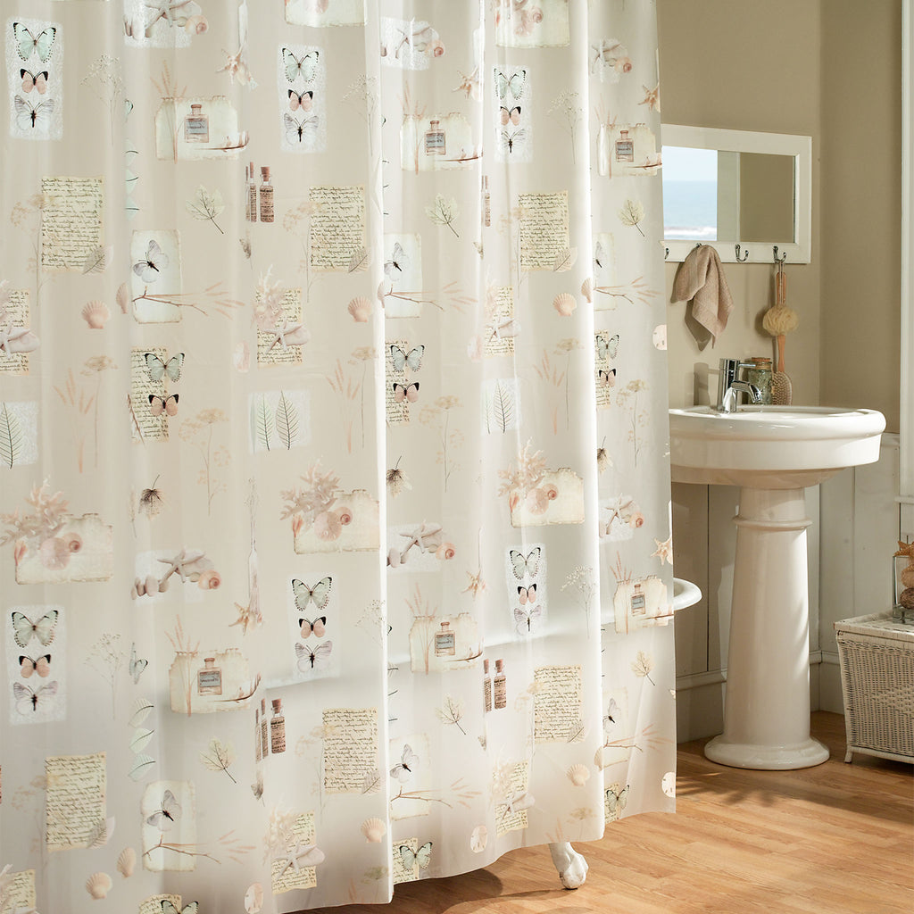 Natures Moments Shower Curtain