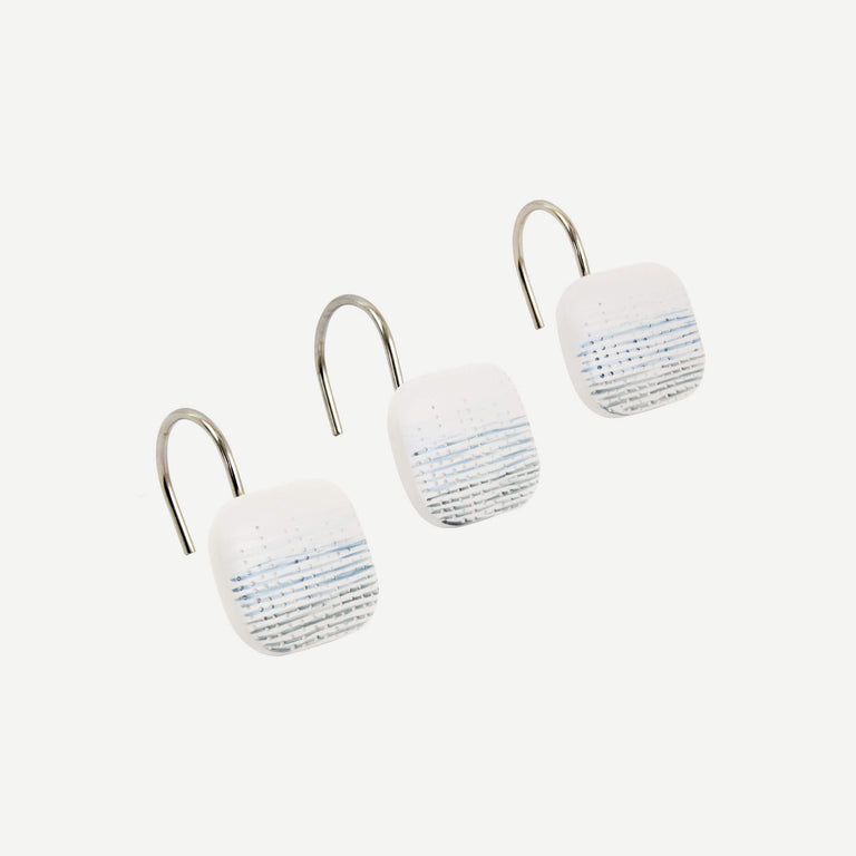 Nomad Shower Curtain Hooks