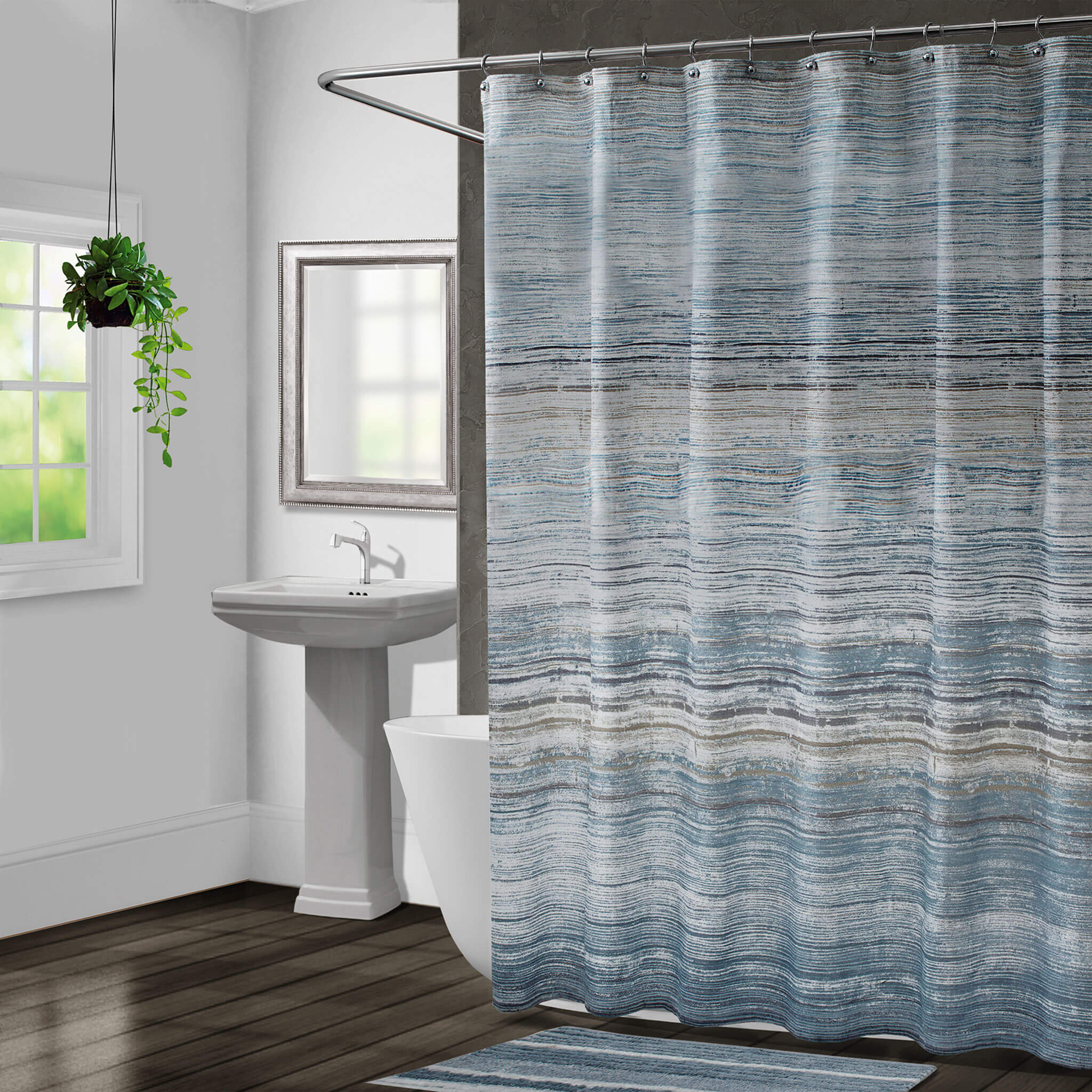 Shower Curtains With Matching Window Treatments.Shower Curtains Hooks Croscill Home