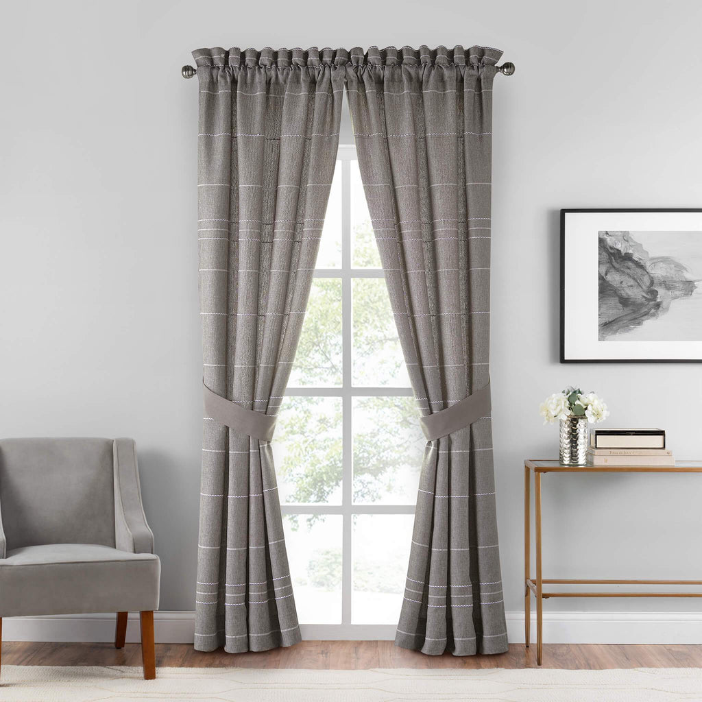 Siena Curtain Panel Pair