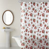 Strawberries PEVA Shower Curtain by Excell