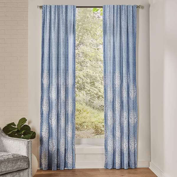 Zoelle Back Tab Curtain Panel Pair