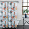 Coral Bay PEVA Shower Curtain