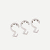 Roller Glide Shower Curtain Hooks