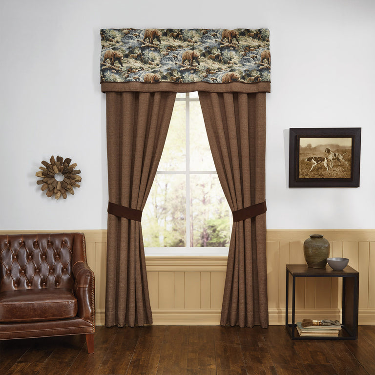 Kodiak Curtain Panel Pair